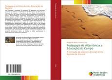 Обложка Pedagogia da Alternância e Educação do Campo