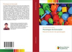 Buchcover von Psicologia da Educação