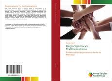 Обложка Regionalismo Vs. Multilateralismo