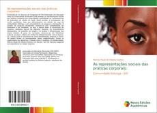Обложка As representações sociais das práticas corporais: