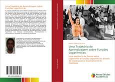 Buchcover von Uma Trajetória de Aprendizagem sobre Funções Logarítmicas