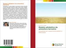 Bookcover of Modelo adiabático da atmosfera terrestre