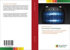 Buchcover von Currículo e Tecnologias