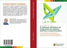 Buchcover von O Software Modellus na integração de saberes teóricos e experimentais