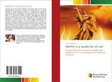 Capa do livro de Nefilim e a queda de um ser