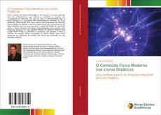 Обложка O Conteúdo Física Moderna nos Livros Didáticos
