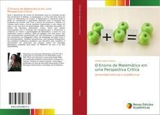 Portada del libro de O Ensino de Matemática em uma Perspectiva Crítica