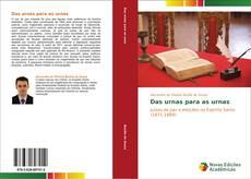 Portada del libro de Das urnas para as urnas