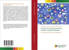 Couverture de O chat no ensino de física: limites e possibilidades