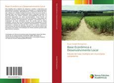 Portada del libro de Base Econômica e Desenvolvimento Local