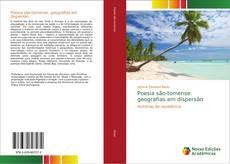Portada del libro de Poesia são-tomense: geografias em dispersão