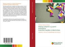Portada del libro de Poesia infantil e juvenil brasileira: transformações e deslimites