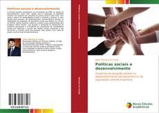 Capa do livro de Políticas sociais e desenvolvimento