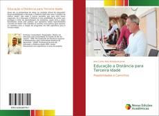 Capa do livro de Educação a Distância para Terceira Idade