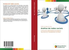 Bookcover of Análise de redes sociais