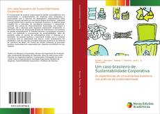 Bookcover of Um caso brasileiro de Sustentabilidade Corporativa