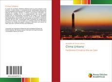 Borítókép a  Clima Urbano - hoz