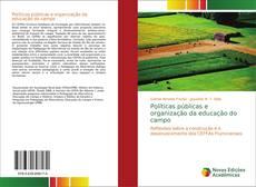 Copertina di Políticas públicas e organização da educação do campo