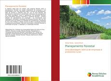 Bookcover of Planejamento florestal