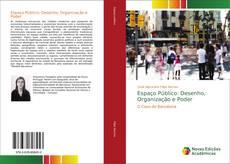 Borítókép a  Espaço Público: Desenho, Organização e Poder - hoz