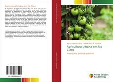 Обложка Agricultura Urbana em Rio Claro