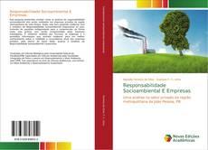 Responsabilidade Socioambiental E Empresas kitap kapağı