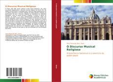 Capa do livro de O Discurso Musical Religioso