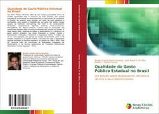 Capa do livro de Qualidade do Gasto Público Estadual no Brasil