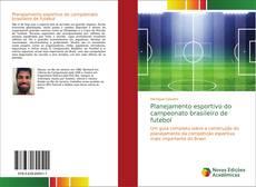 Capa do livro de Planejamento esportivo do campeonato brasileiro de futebol