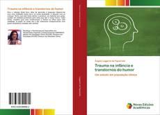 Buchcover von Trauma na infância e transtornos do humor