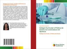 Capa do livro de Estágio Curricular e Prática de Ensino na Licenciatura em Química