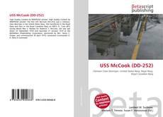 Portada del libro de USS McCook (DD-252)