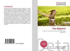 Capa do livro de Poa Bigelovii