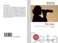 Bookcover of Ofer Lahav
