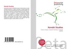 Bookcover of Xenobi Studios