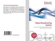 Buchcover von Tokyo Broadcasting System