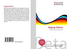 Bookcover of Raging Silence