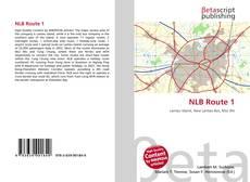 Portada del libro de NLB Route 1