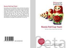 Copertina di Russia Fed Cup Team