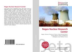 Bookcover of Negev Nuclear Research Center