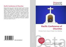 Portada del libro de Pacific Conference of Churches