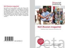 Bookcover of NLO (Russian magazine)