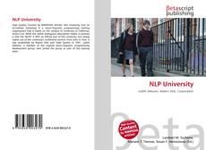 Bookcover of NLP University