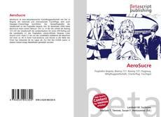 Bookcover of AeroSucre
