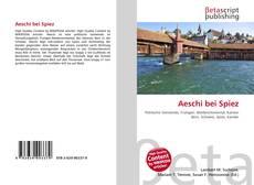 Bookcover of Aeschi bei Spiez
