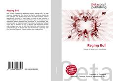 Bookcover of Raging Bull