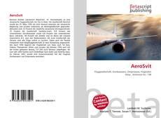 Capa do livro de AeroSvit