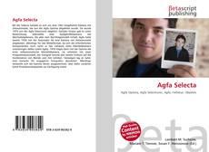 Agfa Selecta kitap kapağı