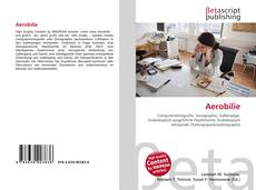 Bookcover of Aerobilie