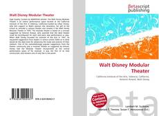 Bookcover of Walt Disney Modular Theater
